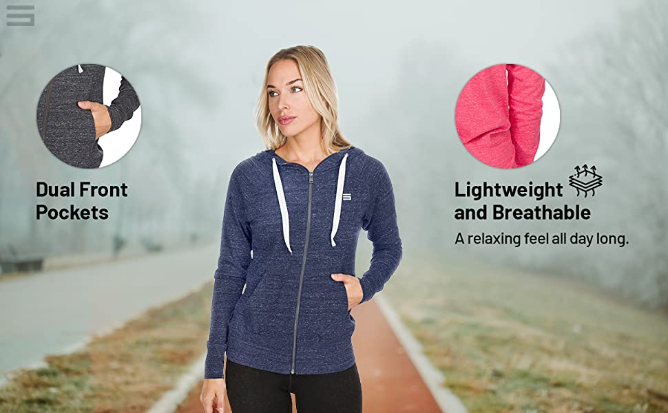 Ultra soft, breathable and lightweight fabric. Features convenient dual front pockets.