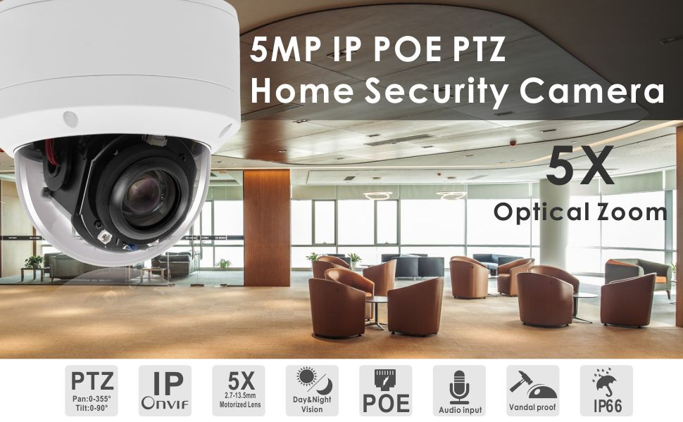 WiFi Weatherproof Wi-PIIF ONVIF Shell CCTV Metal Miniature Surveillance is Camera Exterior Vision Motion Detection adapted at Night 4G and HD Full Map 1080P4GSIM Waterproof.