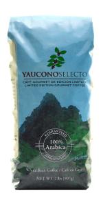 selecto gourmet bag roasted whole bean coffee puerto rico