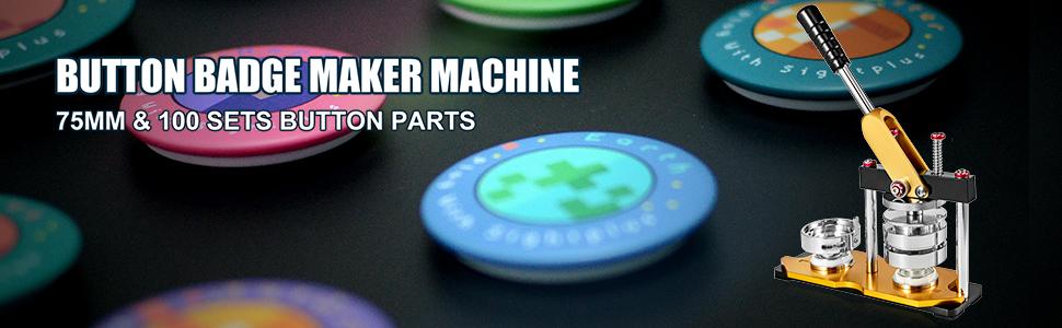 button maker 75mm
