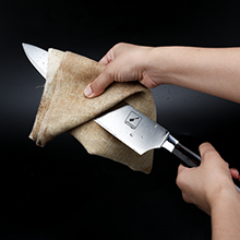 chef knife sharpness