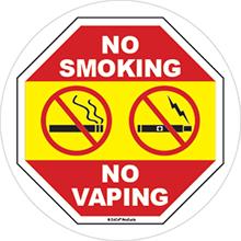 no smoking Sign no vaping sign