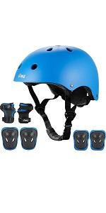 Helmet Protective Gear Set