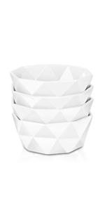 Geometric Soup Bowls