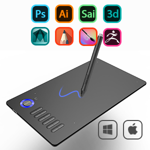 drawing tablet for laptop