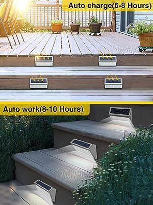 solar light for fence