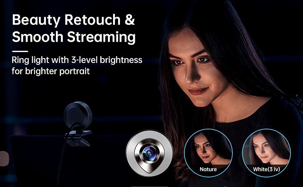 BEAUTY RETOUCH & SMOOTH STREAMING