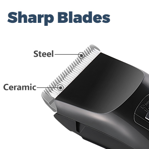 cordless clippers for men Frcolor 4