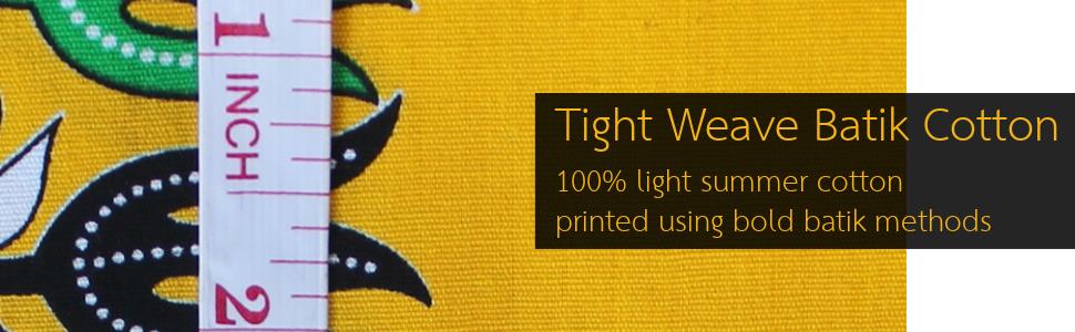 Batik Print African Dashiki Fabric