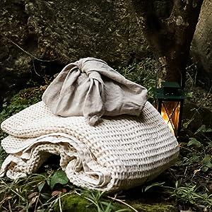 waflle blanket