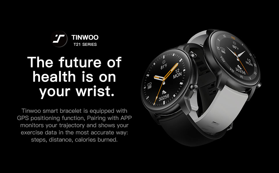 Tinwoo smart watch
