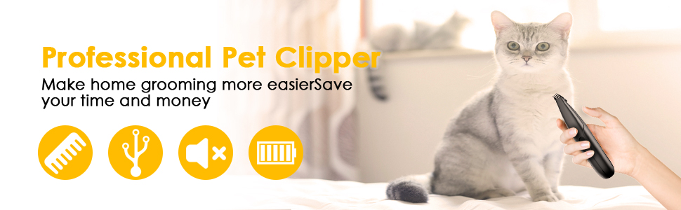 professional pet clippers