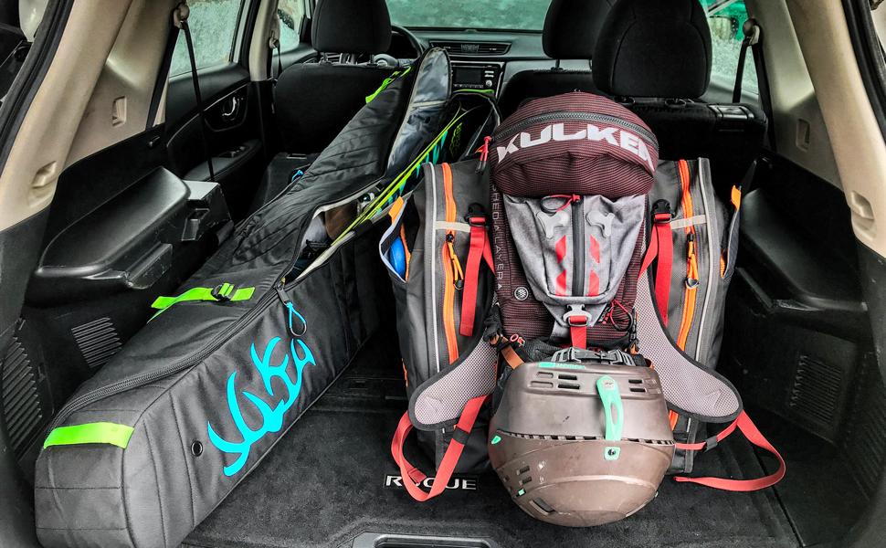 kantaja best ski bag gear
