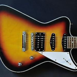 Body guitar