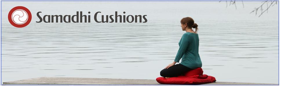 samadhi cushions cushion meditation zafu gomden buckwheat kapok