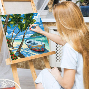 paint by numbers for adults christmas