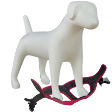Dog Harness, small and light weight comfortable dog harnes