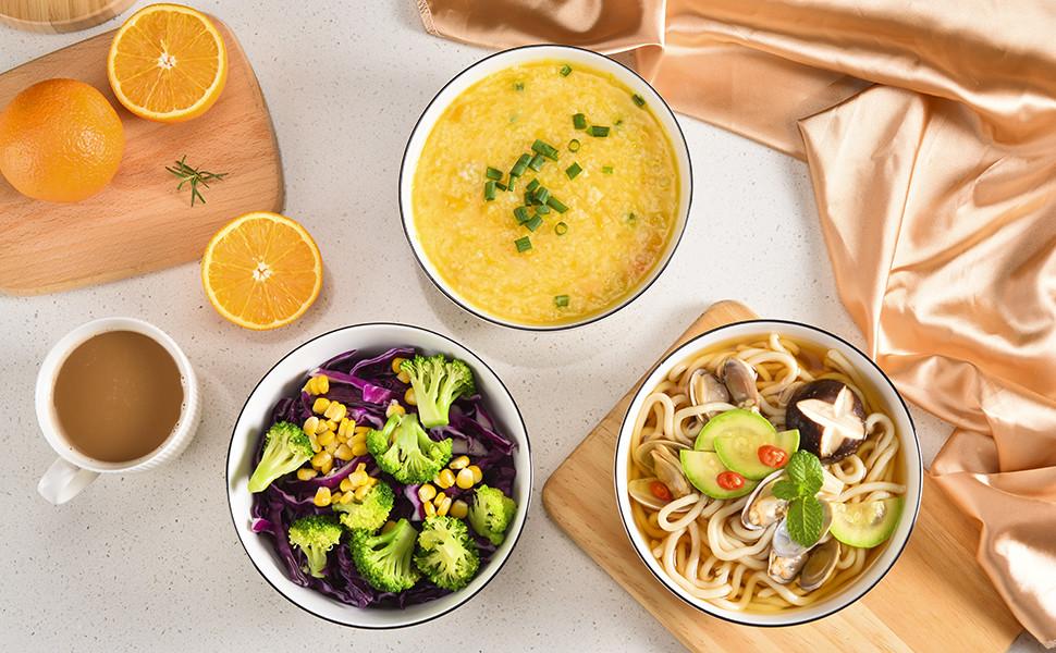 large big soup bowls