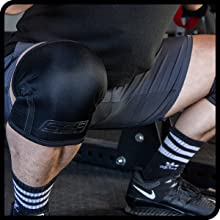 Knee Sleeves, Knee Support, Knee Wrap, Knee Compression, RehBand, Serious Steel