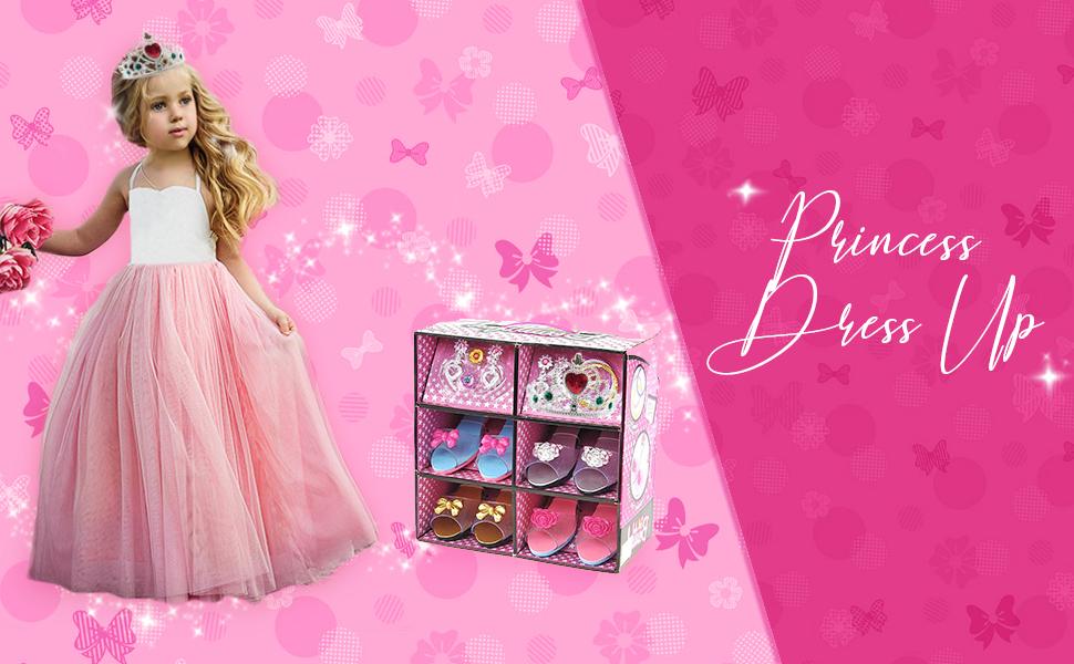 dress up clothes for little girls toyvelt princess dress up shoes for little girls