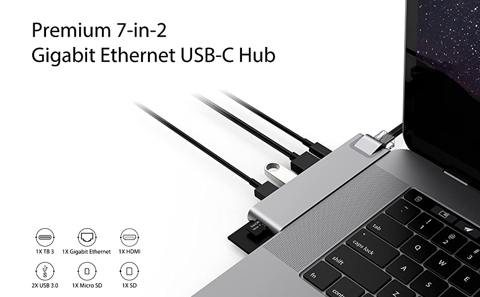 usb c hub ethernet