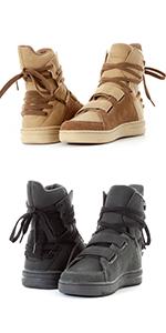 Tan Sneakers, Tan High Top Sneakers, Lace Up Tan Sneaker, Alexandra Tan Sneaker, Black High Top