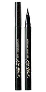 CLIO Waterproof Brush Liquid Eye Liner