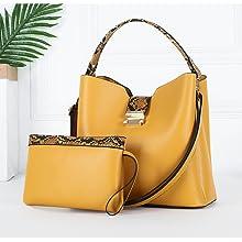 yellow hand bags