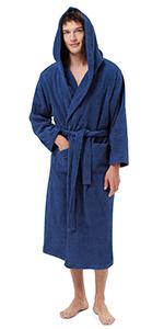 terry mens robe