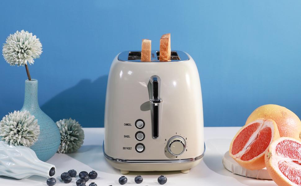 cream toaster