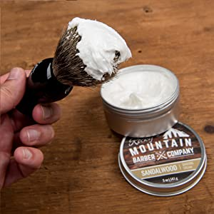 Badger Brush - Lather