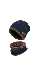 Kids Winter Hat and Scarf