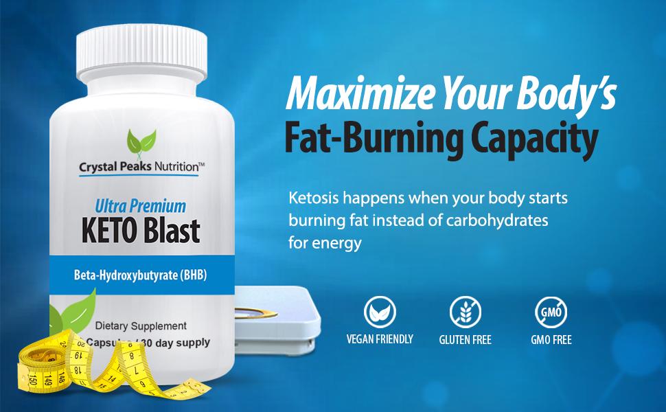 Weightloss pills Keto burn