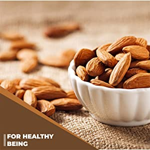 Miltop California Almonds, 1kg SPN FOR 1