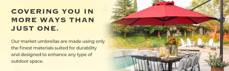 outside umbrella for patio umbrella ta