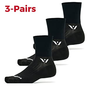 Aspire Four Trail Running and Cycling Crew Sock