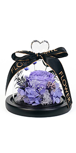 Valentine's Gift Handmade Forever Rose