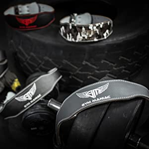 Gym Maniac GM weight lifting belt