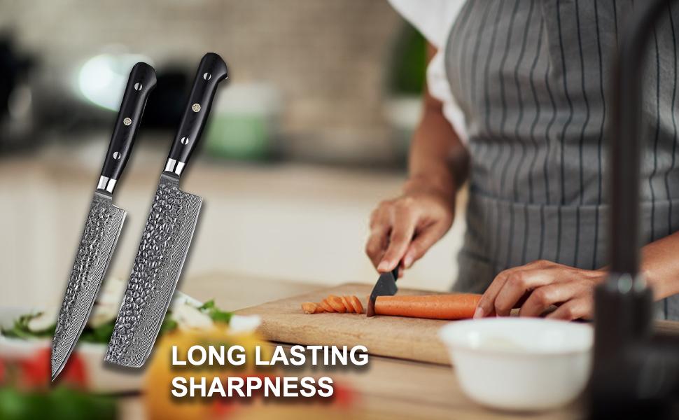 LONG LASTING SHARPNESS