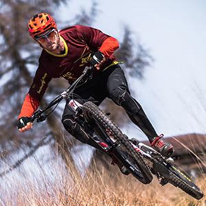 LOHOTEK Gants de Cyclisme Moto de Montagne Rembourr/és de Route pour V/élo Homme Femme Antid/érapant Touch Screen