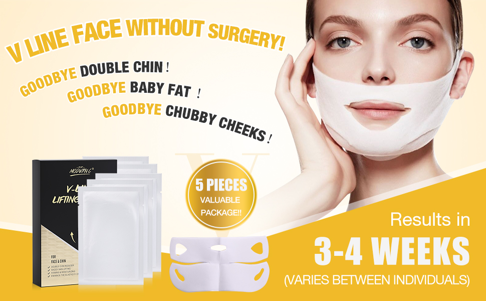 BEST TREMENT FOR YOUR FACIAL V LINE!