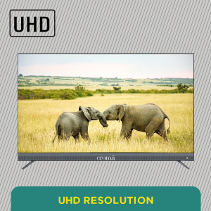 Croma 4K UHD TV