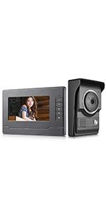 70N-L+ video doorbell