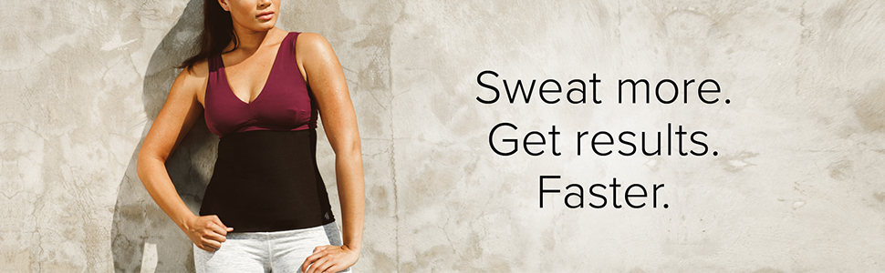 Sweat more. get results. faster.