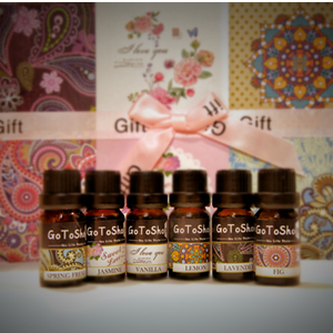 6 Rich Scented Oils