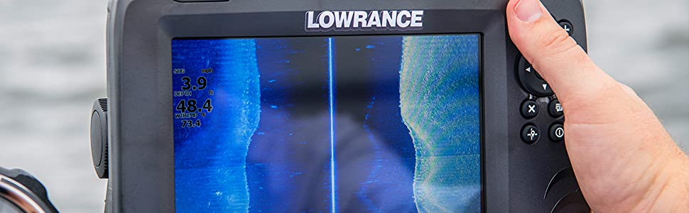 fish finder, lowrance, depth finder, sonar