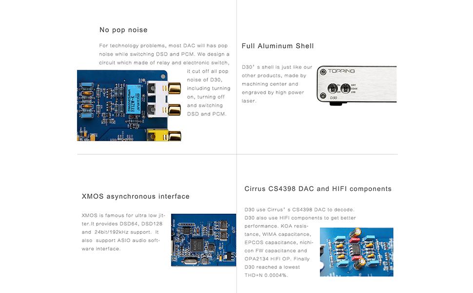 DSD decoder digital to analog converter power dac xmos dac hires dac topping d10 topping d50 minidac