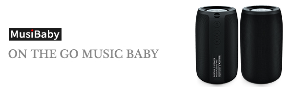 MusiBaby, on the go music baby!