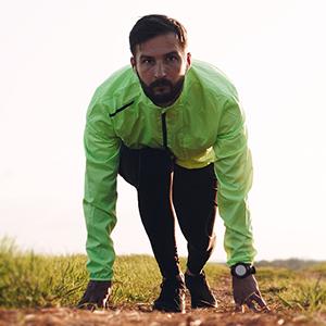 mens lightweight sun sport jacket