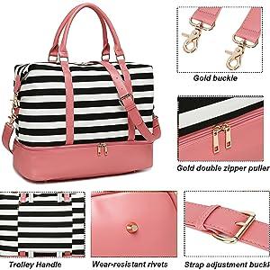 pink pu leather